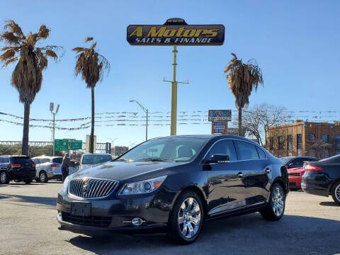 2013 Buick LaCrosse for sale at A MOTORS SALES AND FINANCE - 6226 San Pedro Lot in San Antonio TX