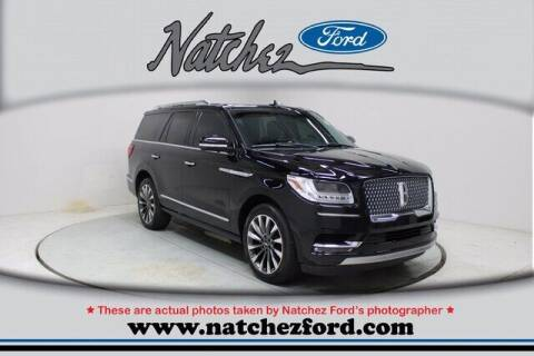 2018 Lincoln Navigator for sale at Auto Group South - Natchez Ford Lincoln in Natchez MS