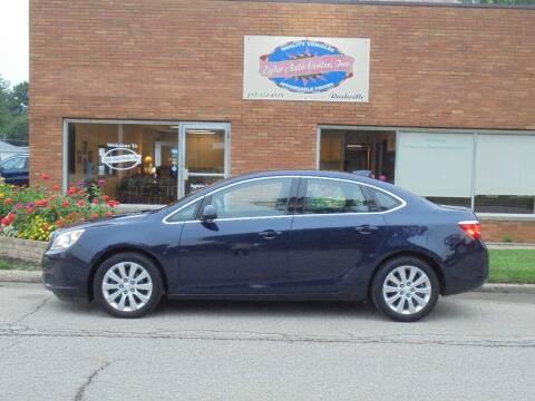 2015 Buick Verano for sale at Eyler Auto Center Inc. in Rushville IL