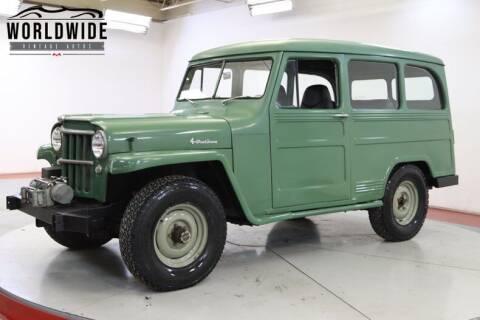 1961 Willys 4x4