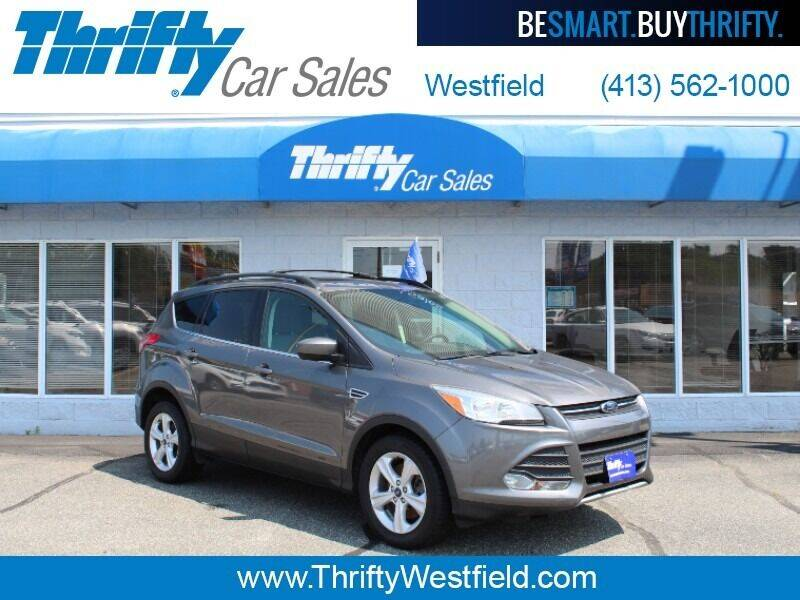 2014 Ford Escape for sale at Thrifty Car Sales Westfield in Westfield MA