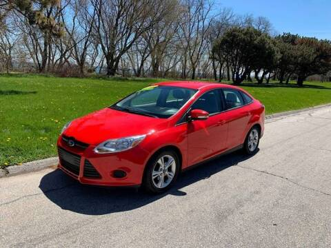 2014 Ford Focus for sale at Aleid Auto Sales in Cudahy WI