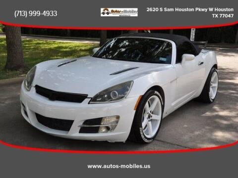 2008 Saturn SKY for sale at AUTOS-MOBILES in Houston TX