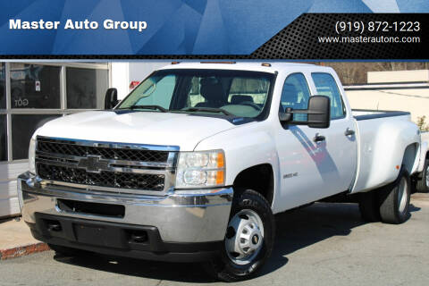 2011 Chevrolet Silverado 3500HD for sale at Master Auto Group in Raleigh NC