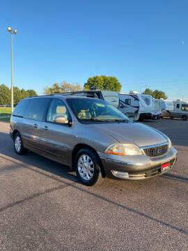 2002 Ford Windstar for sale at Broadway Auto Sales in South Sioux City NE