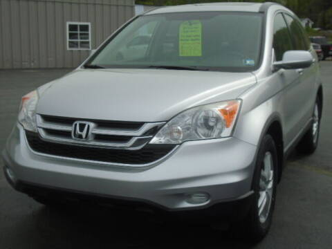2011 Honda CR-V for sale at Rogos Auto Sales in Brockway PA