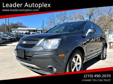 2013 Chevrolet Captiva Sport for sale at Leader Autoplex in San Antonio TX