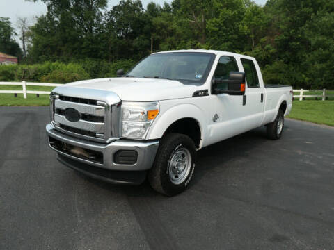 2016 Ford F-250 Super Duty for sale at Woodcrest Motors in Stevens PA