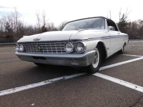 1962 Ford Sunliner for sale at Classic Car Deals in Cadillac MI