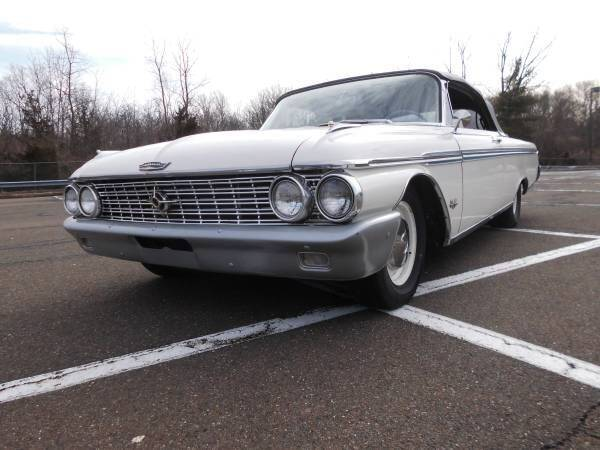 1962 Ford Sunliner for sale in Cadillac, MI