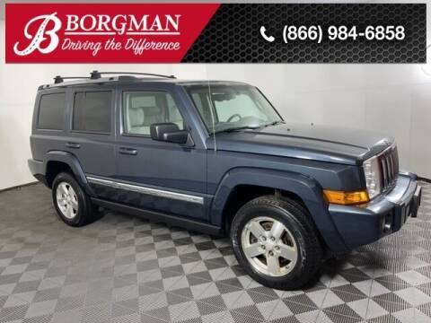 2007 Jeep Commander for sale at BORGMAN OF HOLLAND LLC in Holland MI