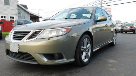 2008 Saab 9-3 for sale at Action Automotive Service LLC in Hudson NY