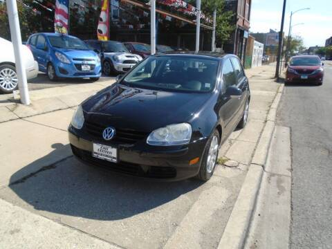 2009 Volkswagen Rabbit for sale at CAR CENTER INC in Chicago IL