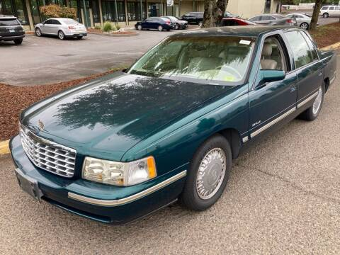 1999 Cadillac DeVille for sale at Blue Line Auto Group in Portland OR