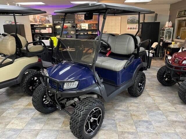 2019 Club Car 4 Passenger Electric Lift for sale at METRO GOLF CARS INC in Fort Worth TX