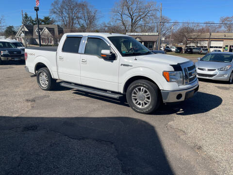2011 Ford F-150 for sale at TOWER AUTO MART in Minneapolis MN