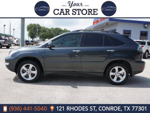2008 Lexus RX 350 for sale at Your Car Store in Conroe TX