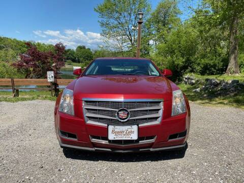 2008 Cadillac CTS for sale at Beaver Lake Auto in Franklin NJ