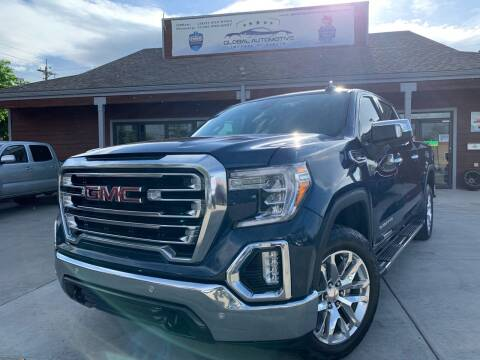 2019 GMC Sierra 1500 for sale at Global Automotive Imports in Denver CO