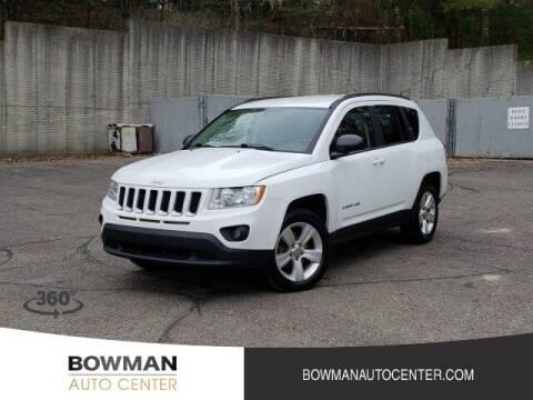 2012 Jeep Compass for sale at Bowman Auto Center in Clarkston MI