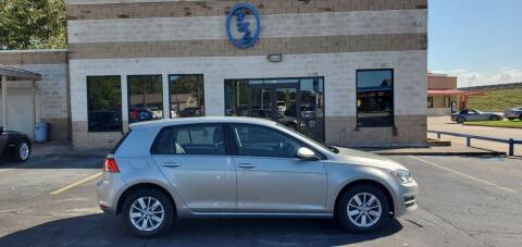 2015 Volkswagen Golf for sale at Wilborn Motor Co in Fort Worth TX
