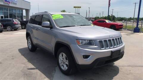 2014 Jeep Grand Cherokee for sale at Show Me Auto Mall in Harrisonville MO