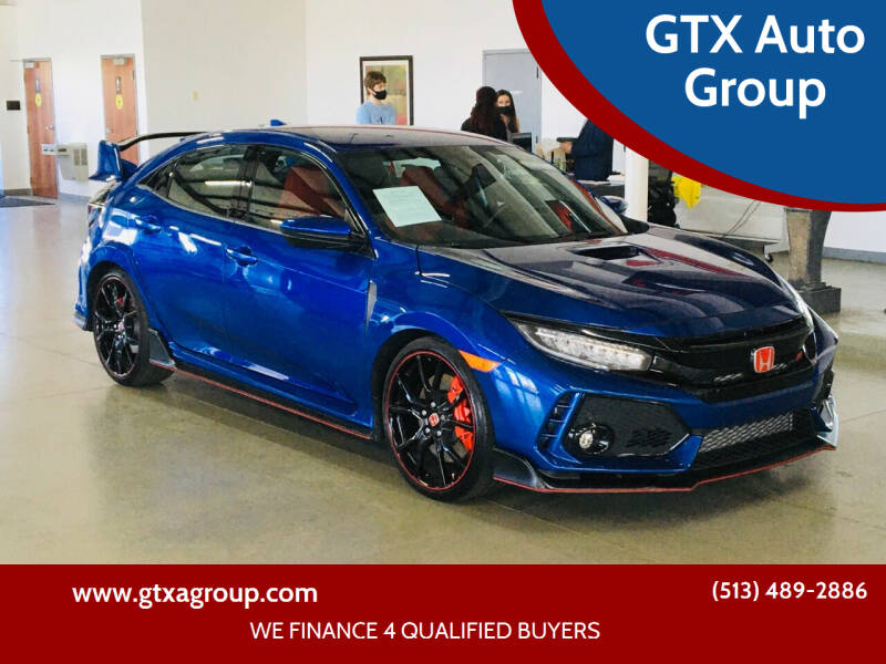 2019 Honda Civic for sale at GTX Auto Group in West Chester OH
