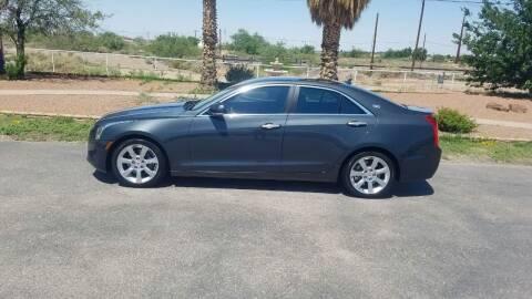 2014 Cadillac ATS for sale at Ryan Richardson Motor Company in Alamogordo NM