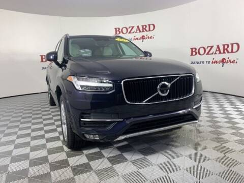 2017 Volvo XC90 for sale at BOZARD FORD in Saint Augustine FL