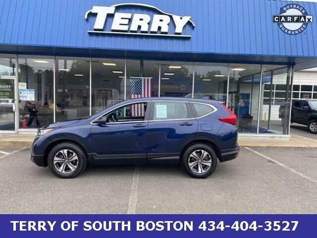 2018 Honda CR-V for sale at Terry of South Boston in South Boston VA