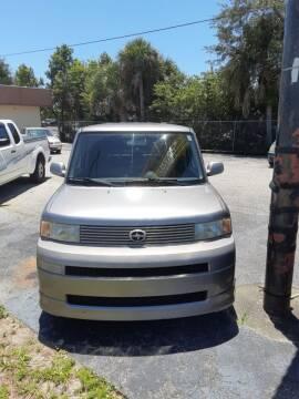 2005 Scion xB for sale at Easy Credit Auto Sales in Cocoa FL
