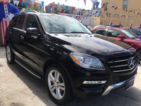 2014 Mercedes-Benz M-Class for sale at Elite Automall Inc in Ridgewood NY