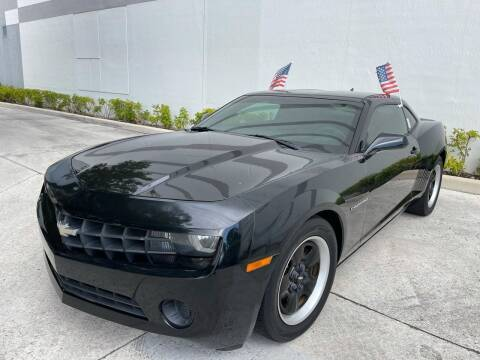 2012 Chevrolet Camaro for sale at Auto Beast in Fort Lauderdale FL