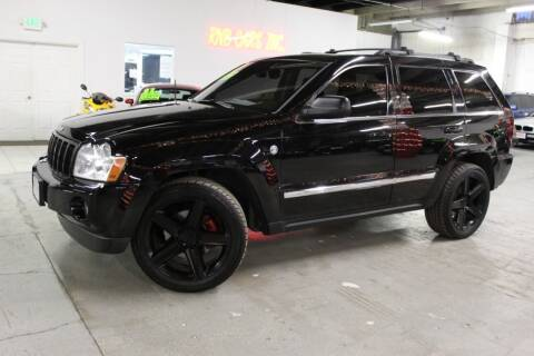 2007 Jeep Grand Cherokee for sale at R n B Cars Inc. in Denver CO