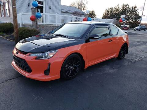 2015 Scion tC for sale at RBT Automotive LLC in Perry OH