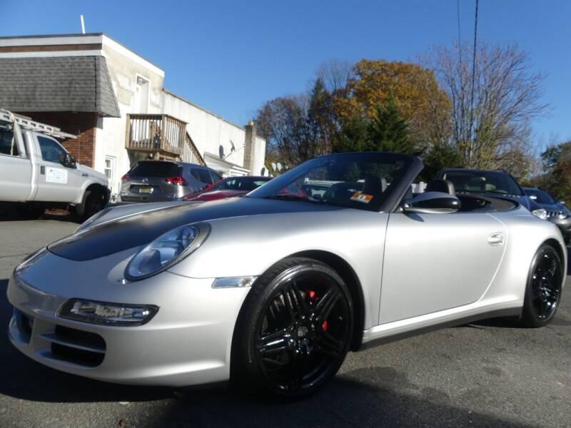 2007 Porsche 911 for sale at P&D Sales in Rockaway NJ