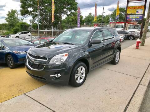 2014 Chevrolet Equinox for sale at JR Used Auto Sales in North Bergen NJ