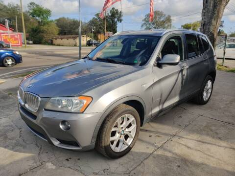 2012 BMW X3 for sale at Advance Import in Tampa FL