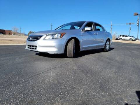 2012 Honda Accord for sale at Lakeside Auto Brokers Inc. in Colorado Springs CO