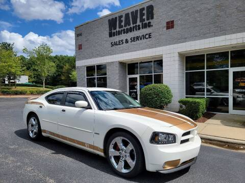 2009 Dodge Charger for sale at Weaver Motorsports Inc in Cary NC