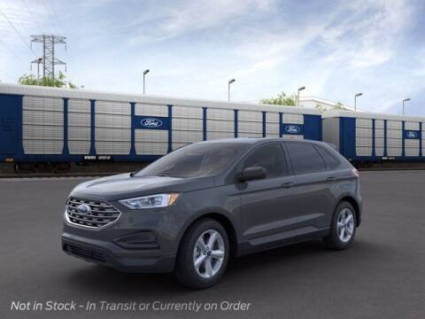2021 Ford Edge for sale at HILLER FORD INC in Franklin WI
