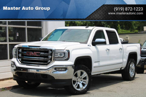 2016 GMC Sierra 1500 for sale at Master Auto Group in Raleigh NC