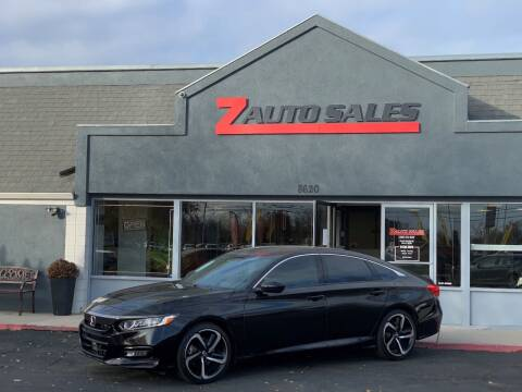 2019 Honda Accord for sale at Z Auto Sales in Boise ID