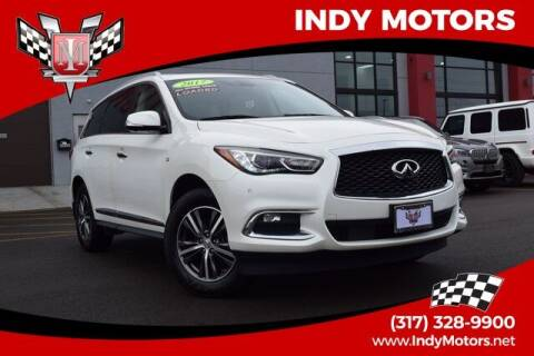 2017 Infiniti QX60 for sale at Indy Motors Inc in Indianapolis IN