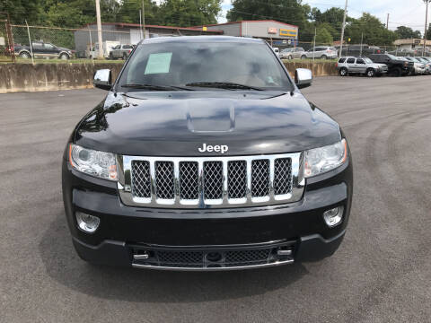 2012 Jeep Grand Cherokee for sale at Beckham's Used Cars in Milledgeville GA