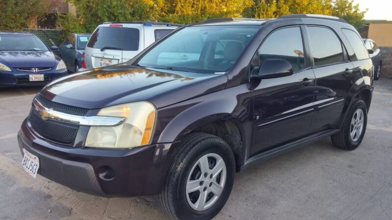 2006 Chevrolet Equinox for sale at Carspot Auto Sales in Sacramento CA