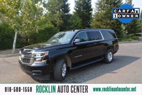 2020 Chevrolet Suburban for sale at Rocklin Auto Center in Rocklin CA