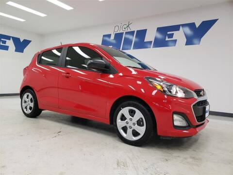 2021 Chevrolet Spark for sale at HILEY MAZDA VOLKSWAGEN of ARLINGTON in Arlington TX