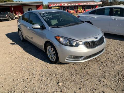 2014 Kia Forte for sale at CAR CORNER in Van Buren AR