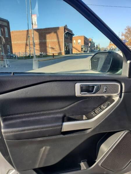 2020 Ford Explorer AWD XLT 4dr SUV - Chariton IA
